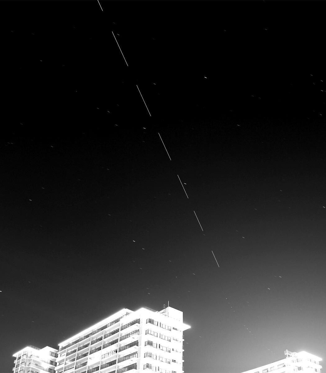 宇宙 ステーション 観測